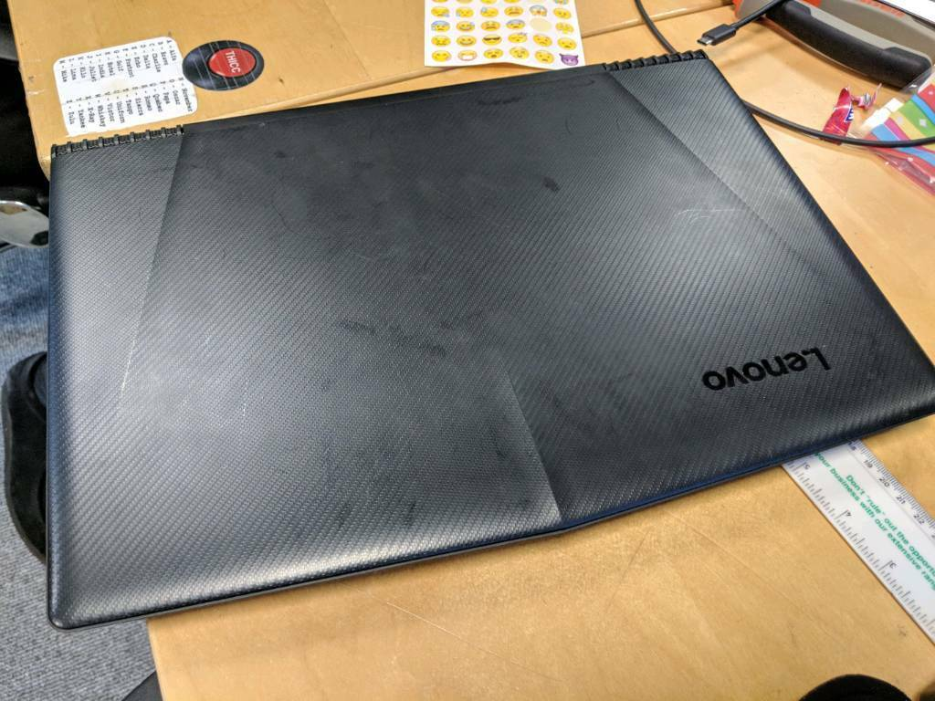 Lenovo Y520 Gaming Laptop