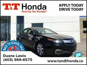 2013 Acura TL *No Accidents, Heated Seats, Bluetooth/USB *