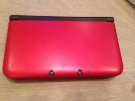 3DS XL (RED), + DS (BLUE), 13 games, and plenty of accessories
