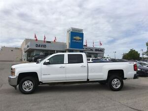 2016 Chevrolet SILVERADO 2500HD LT 6.6L DURAMAX DIESEL, ALLISTON