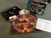 Lord of the Rings Trivial Pursuit (Complete)