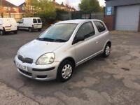 TOYOTA YARIS 1.0 LOW*MILEAGE*39k ONE OWNER FROM NEW