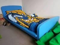 Boys IKEA mammut 3 piece bedroom suite