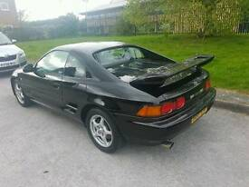 Toyota mr2 T-bar revision 5 one owner from new