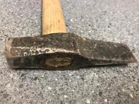 Vintage Hot Hammer blacksmith tool