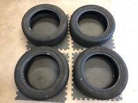 Set of 4 Winter tyres Nexen Winguard Sport 205 55 r16