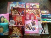 High School Musical Joblot.