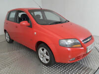 2007(07)CHEVROLET KALOS 1.4 SX BRIGHT RED,LOW MILES,CLEAN CAR,GREAT VALUE
