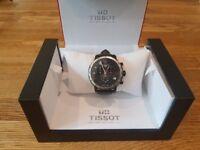 Tissot Quickster Chronograph Men's Watch - LIKE NEW (STILL UNDER WARRANTY)