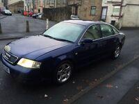 Audi A6 2.8 v6 quatro saloon manual spaires or repaires