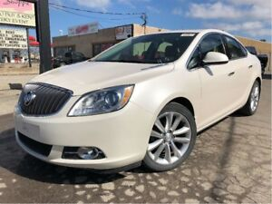 2014 Buick Verano NAV SUNROOF MAGS LEATHER & CLOTH