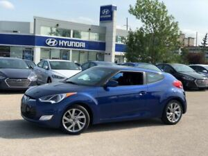 2017 Hyundai Veloster 6AT LOADED finance as low as 1.99% oac