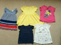 Baby Girl's clothes Bundle 12-18m