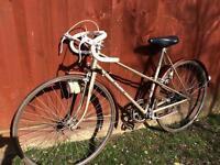 Vintage retro Raleigh lady's bike