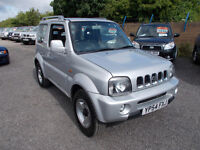 Suzuki Jimny 1.3 Mode 3dr AUTOMATIC 3 MONTHS WARRANTY Minster Autos