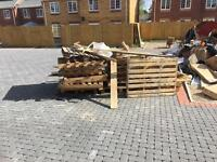 Free pallets/wood to collect