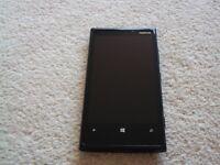 Nokia Lumia 920 black (O2/Tesco mobile)