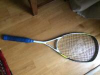 Dunlop squash racket 132gr