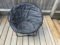 Round Camping Chair