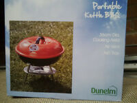 Brand new kettle barbecue/BBQ