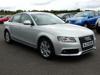 2008 audi A4 2.0 tdi se with only 68000 miles, full service history, motd until may 2017