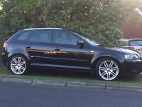 Audi A3 Quattro Tdi 170 S Line Sportback Special Edition Extremely Rare