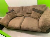 Sofas and arm chair