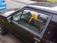 Vauxhall Nova Van, 1.5 Diesel 5 speed manual, recent respray, first to see will buy.