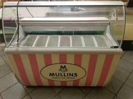 Mullins ice cream freezer