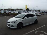 2012 12 VAUXHALL CORSA 1.6 VXR NURBURGRING EDITION 3D 202 BHP **** GUARANTEED FINANCE ****