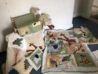 Full nursery set