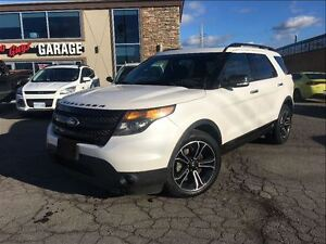 2014 Ford Explorer Sport 4WD LEATHER NAVIGATION MOON ROOF