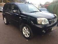 2006 NISSAN X-TRAIL 2.2 DCI AVENTURA FULLY LOADED FULL SERVICE HISTORY