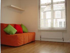 Large bright newly refurbished studio flat in shepherds bush.