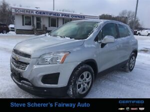 2015 Chevrolet Trax LS 1 OWNER