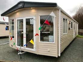 Static Caravan For Sale 12 Month Park Sea Views 2017 Site Fees Included North West Ocean Edge