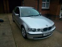 Bmw 3 series compact 320d