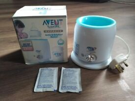 AVENT bottle and babyfood warmer