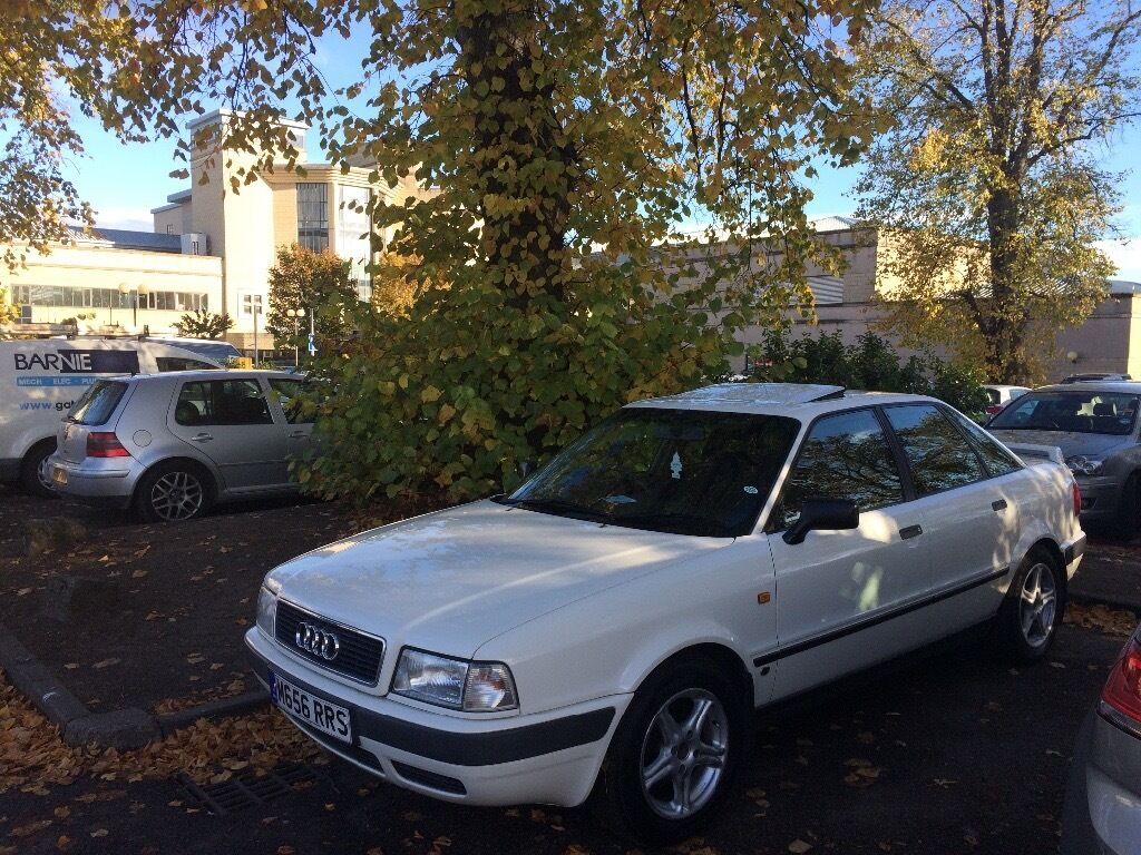 Audi 80e sport