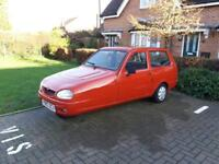 1999 MK3 RELIANT ROBIN LX LTD EDITION - 50K MILES - FULLY SERVICED - EXCELLENT VEHICLE - JUST £3500