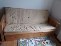 Futon / sofa bed