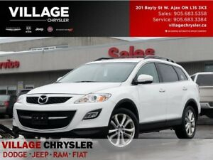 2012 Mazda CX-9 GT|AWD|NAV|Sunroof|Leather|7Passenger