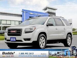 2016 GMC Acadia SLE2 Safety & Re-Conditioned