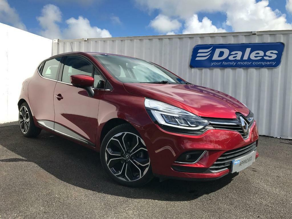 renault clio dynamique s nav 1 5 dci 90 diesel mars red 2016 in redruth cornwall gumtree. Black Bedroom Furniture Sets. Home Design Ideas