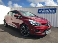 Renault Clio Dynamique S Nav 1.5 dCi 90 Diesel (mars red) 2016