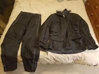 Frank Thomas ladies textile motorcycle gear