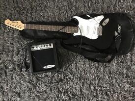 Electric Guitar & amp