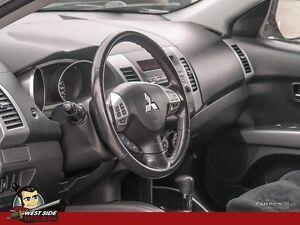 2011 Mitsubishi Outlander LS – 4WD – 3.0L V6 – heated seats/mirr Edmonton Edmonton Area image 13