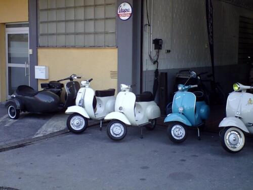 SCOOTER STATION