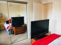 Double bedroom in 2-bedroom flat for rent SLATEFORD